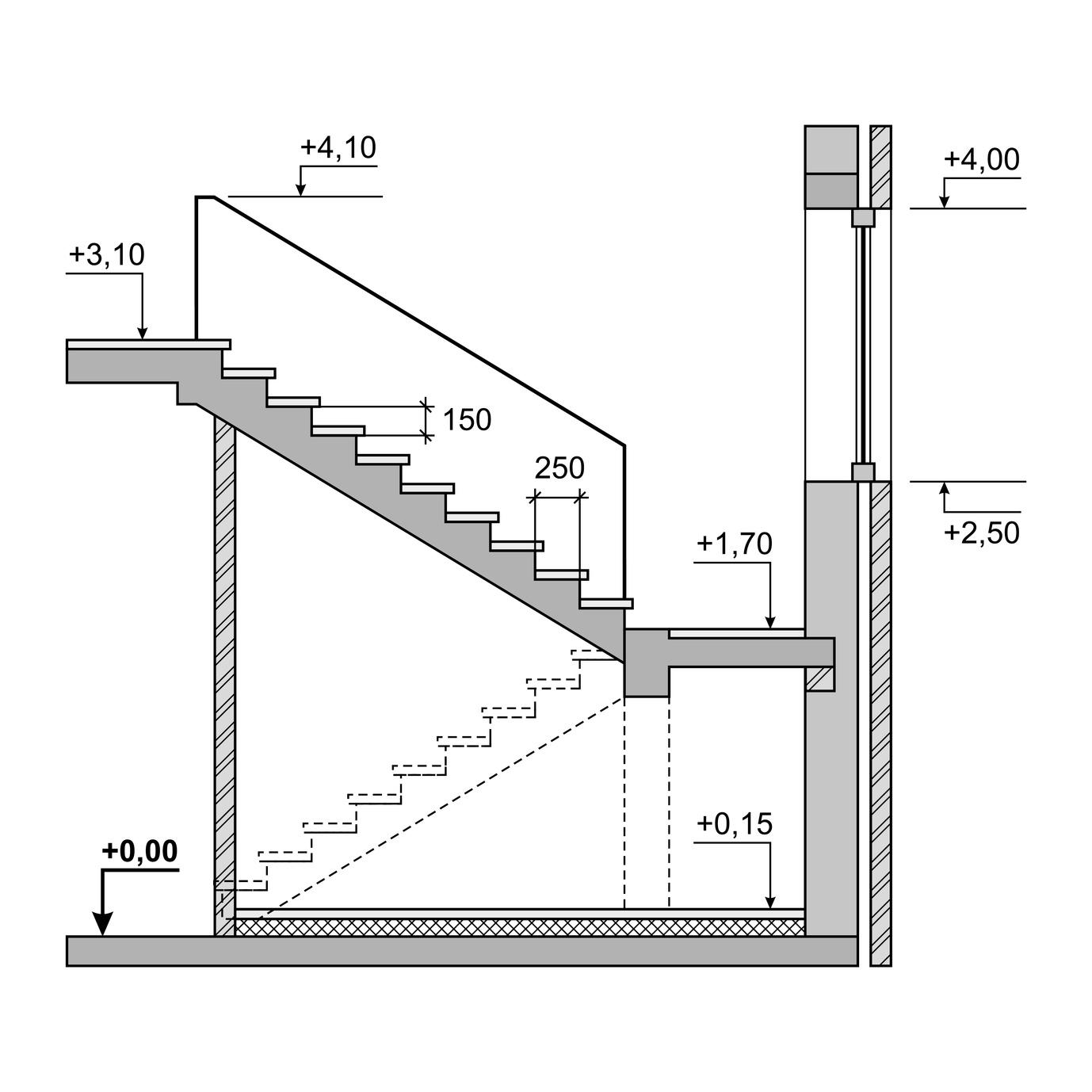 vorsicht treppe tipps f r mehr sicherheit behringer. Black Bedroom Furniture Sets. Home Design Ideas